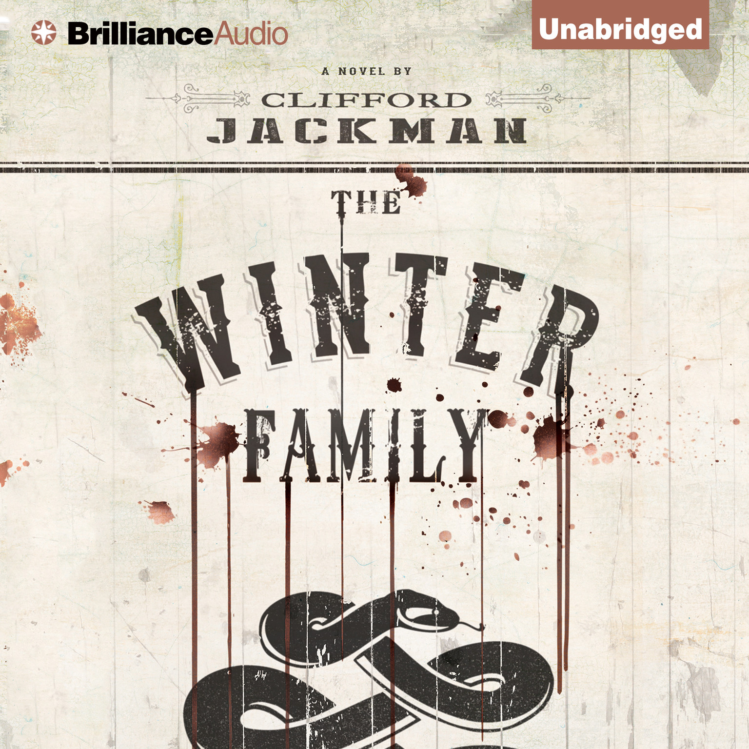 Printable The Winter Family Audiobook Cover Art