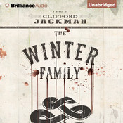The Winter Family Audiobook, by Clifford Jackman