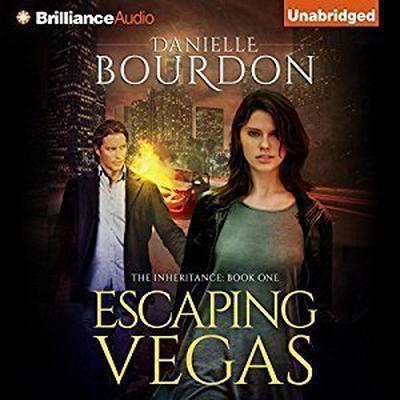 Escaping Vegas Audiobook, by Danielle Bourdon