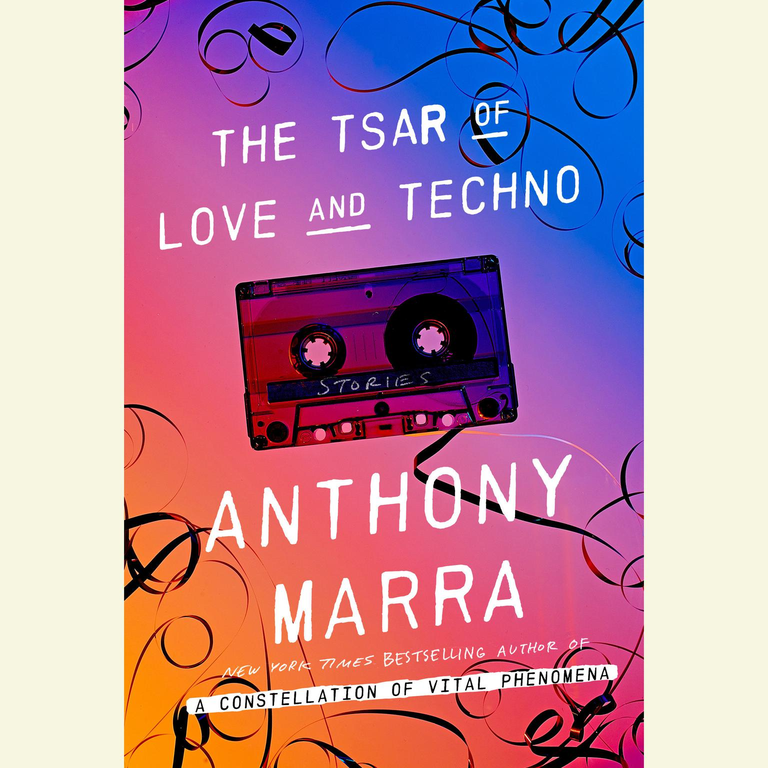 Printable The Tsar of Love and Techno: Stories Audiobook Cover Art