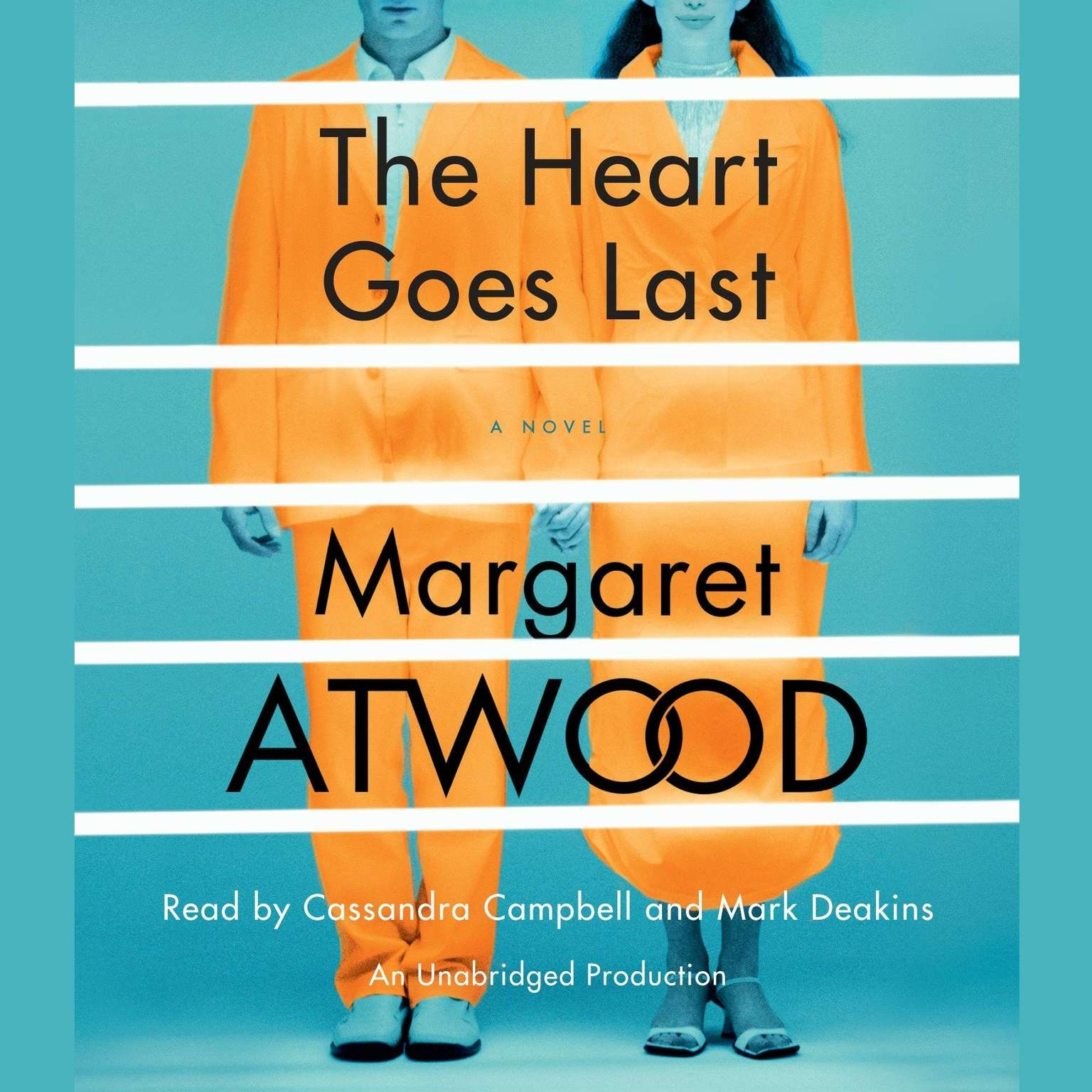 Printable The Heart Goes Last: A Novel Audiobook Cover Art