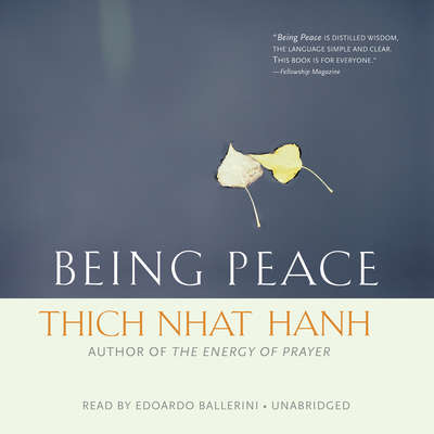 Being Peace Audiobook, by