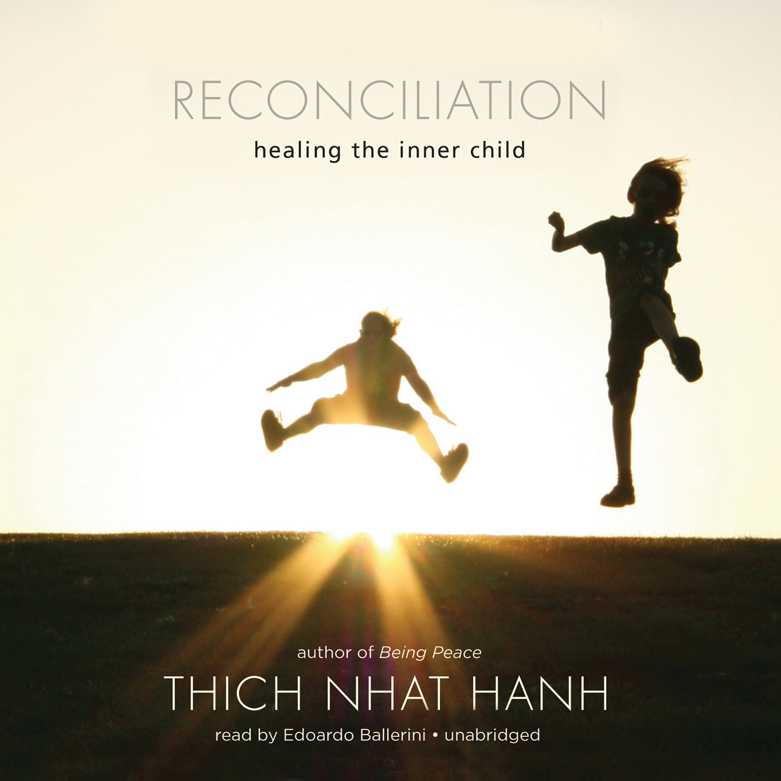 Printable Reconciliation: Healing the Inner Child Audiobook Cover Art
