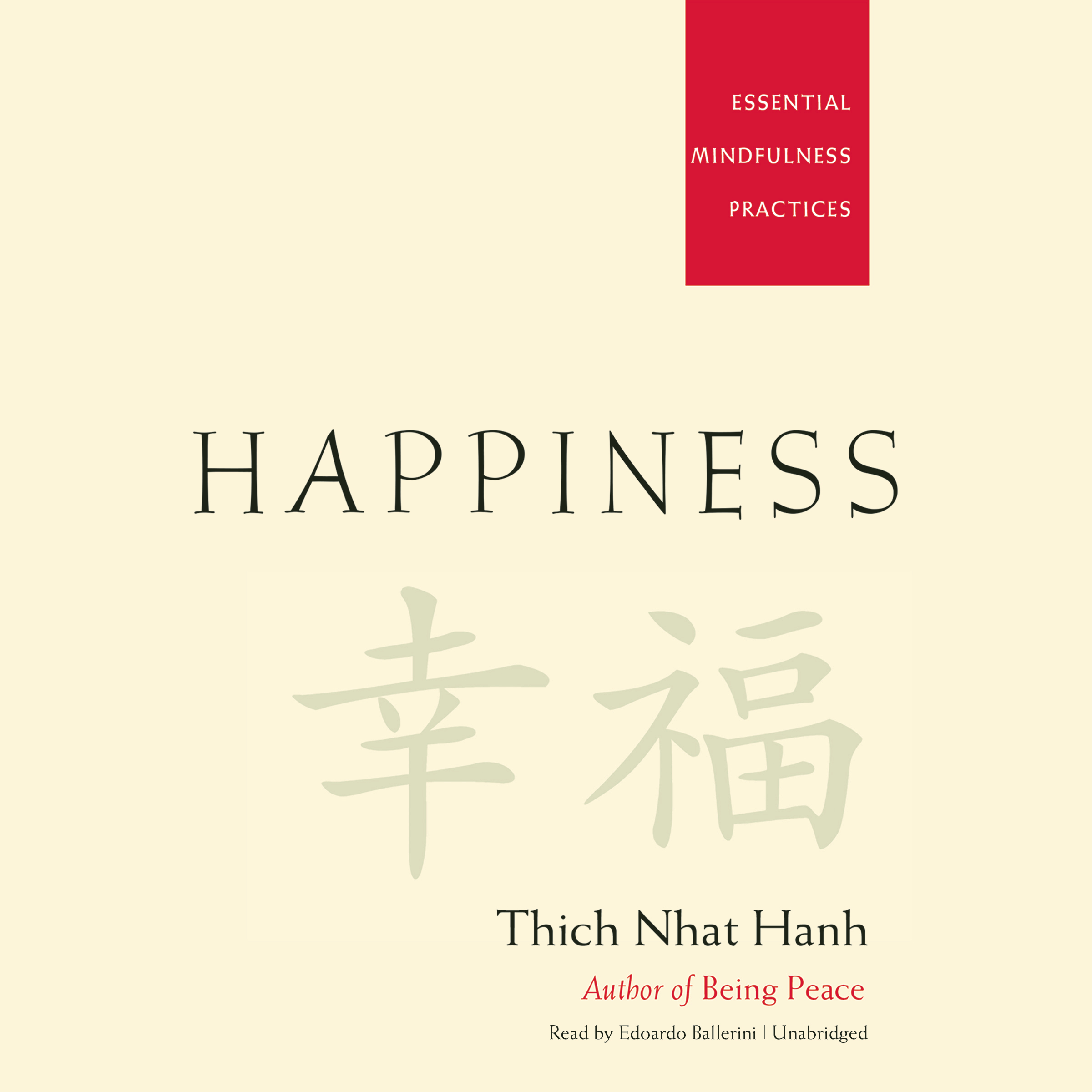 Printable Happiness: Essential Mindfulness Practices Audiobook Cover Art