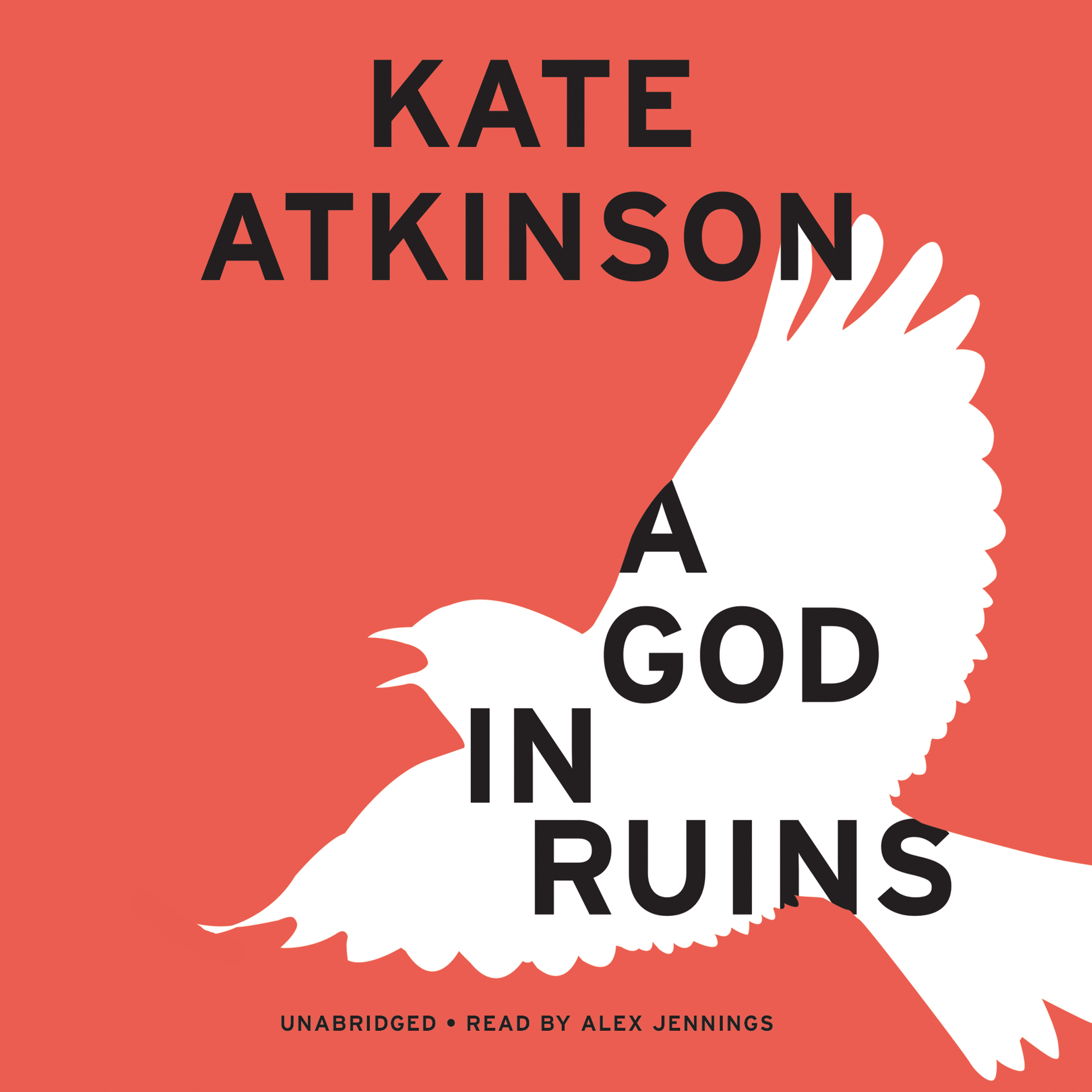 Printable A God in Ruins: A Novel Audiobook Cover Art