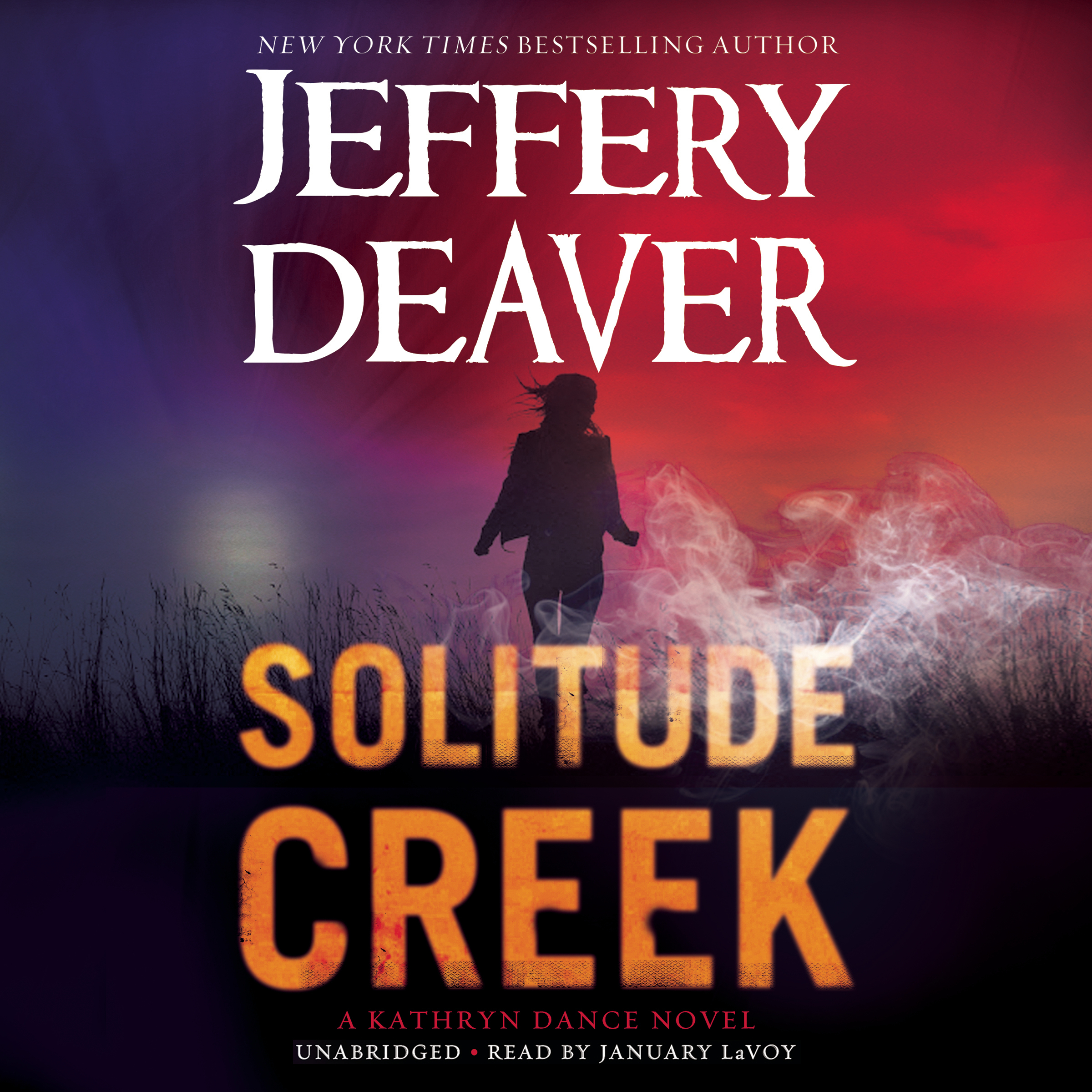 Printable Solitude Creek Audiobook Cover Art