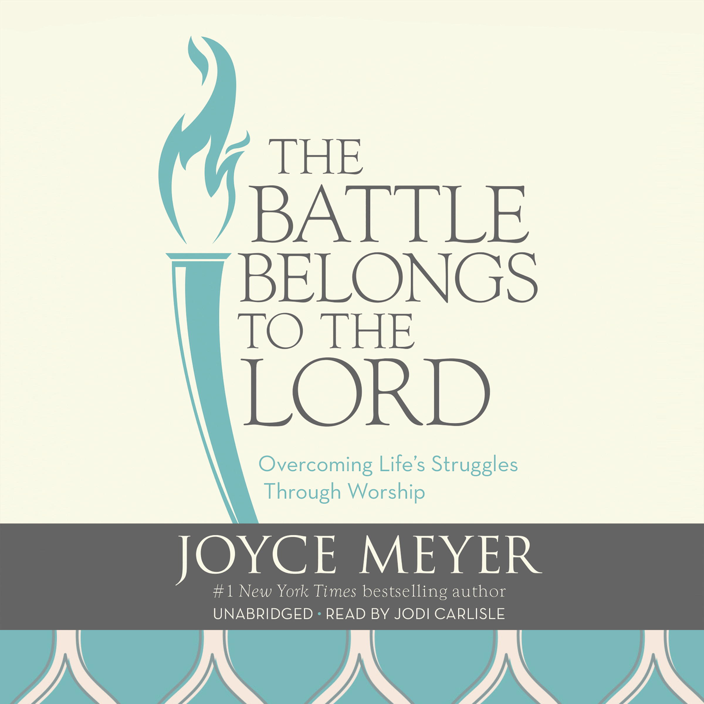 Printable The Battle Belongs to the Lord: Overcoming Life's Struggles Through Worship Audiobook Cover Art