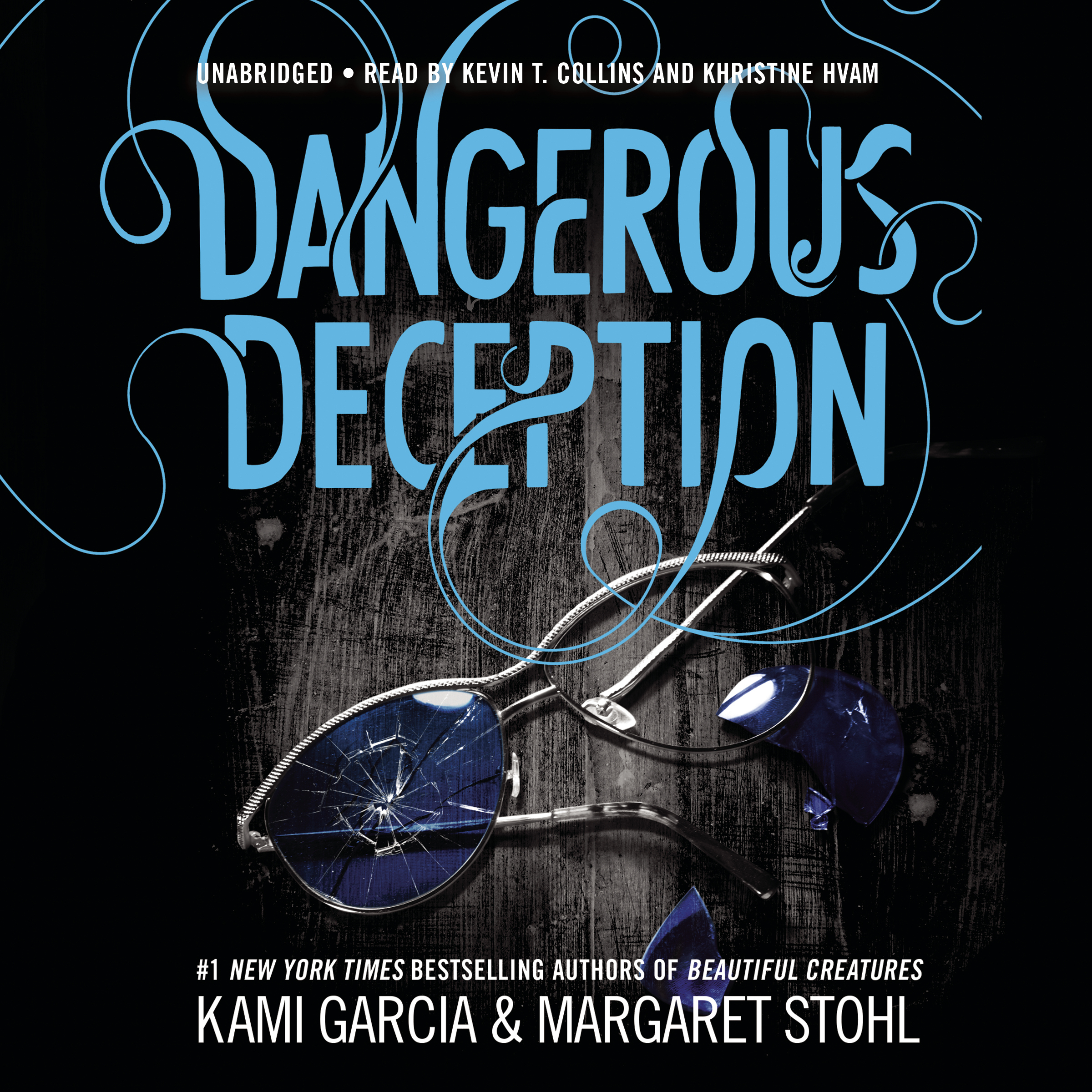 Printable Dangerous Deception Audiobook Cover Art