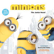 Minions: The Deluxe Junior Novel, by Sadie Chesterfield, Universal Studios