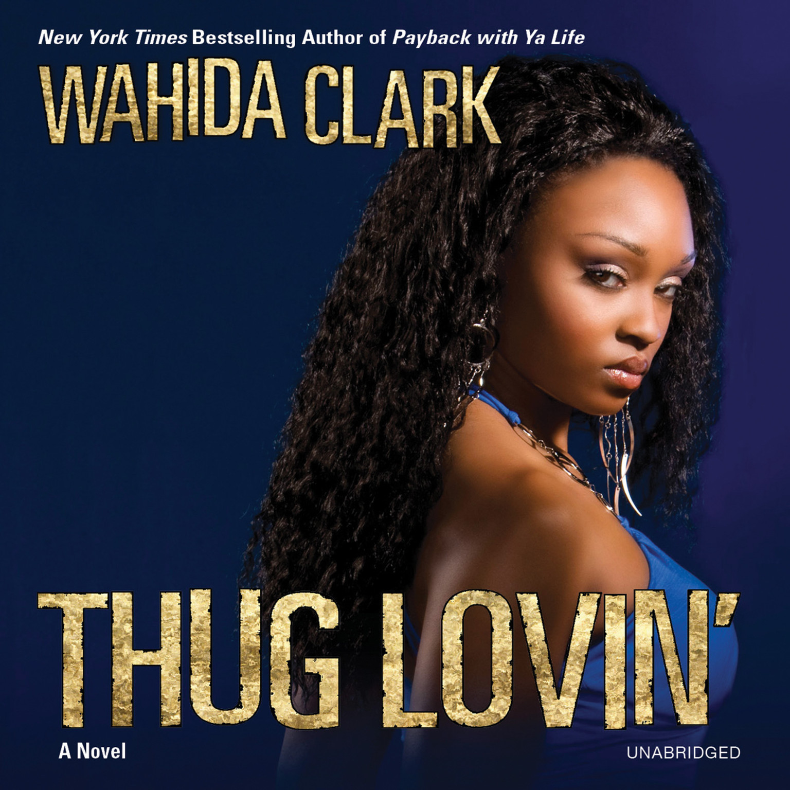 Printable Thug Lovin' Audiobook Cover Art