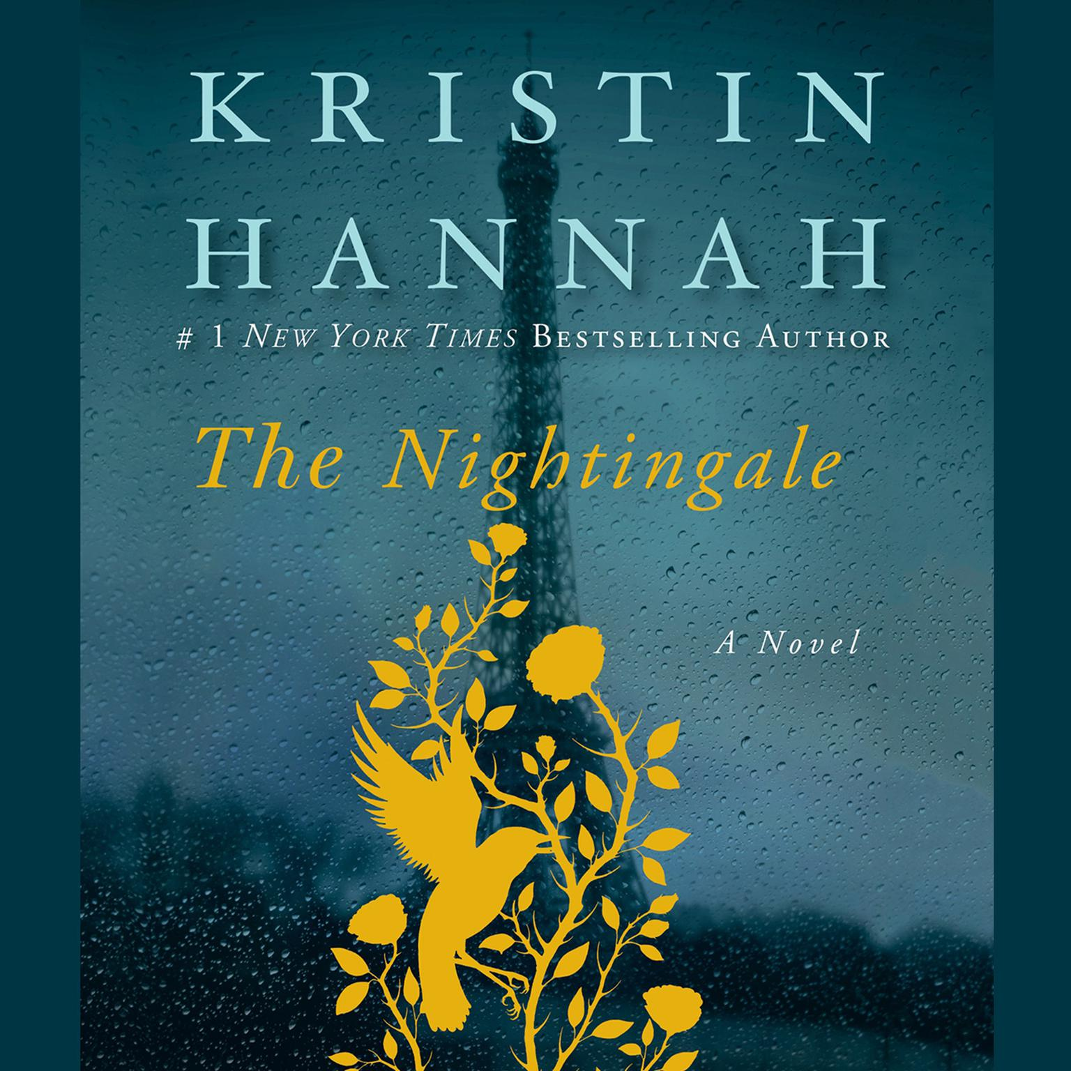 Printable The Nightingale Audiobook Cover Art