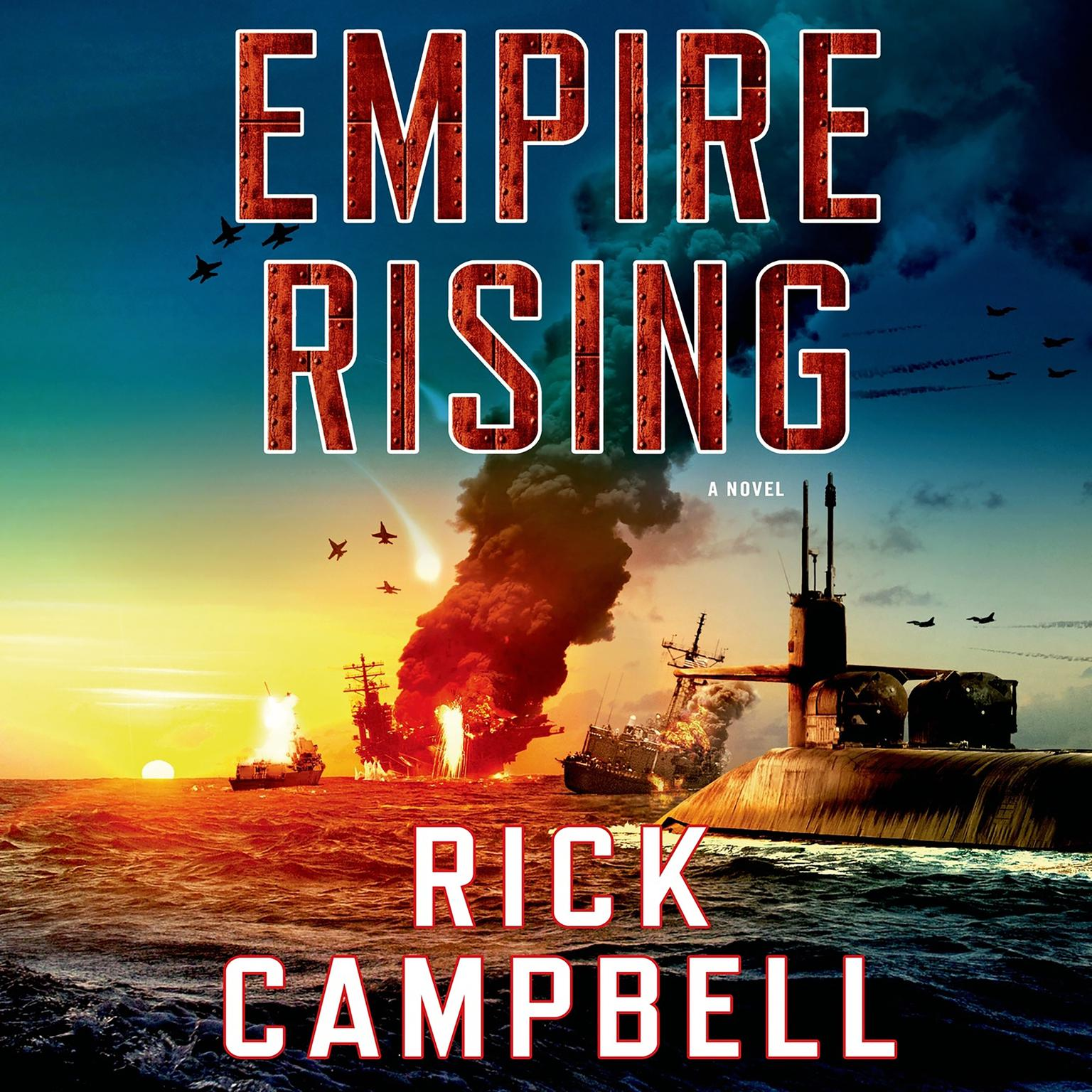 Printable Empire Rising: A Novel Audiobook Cover Art