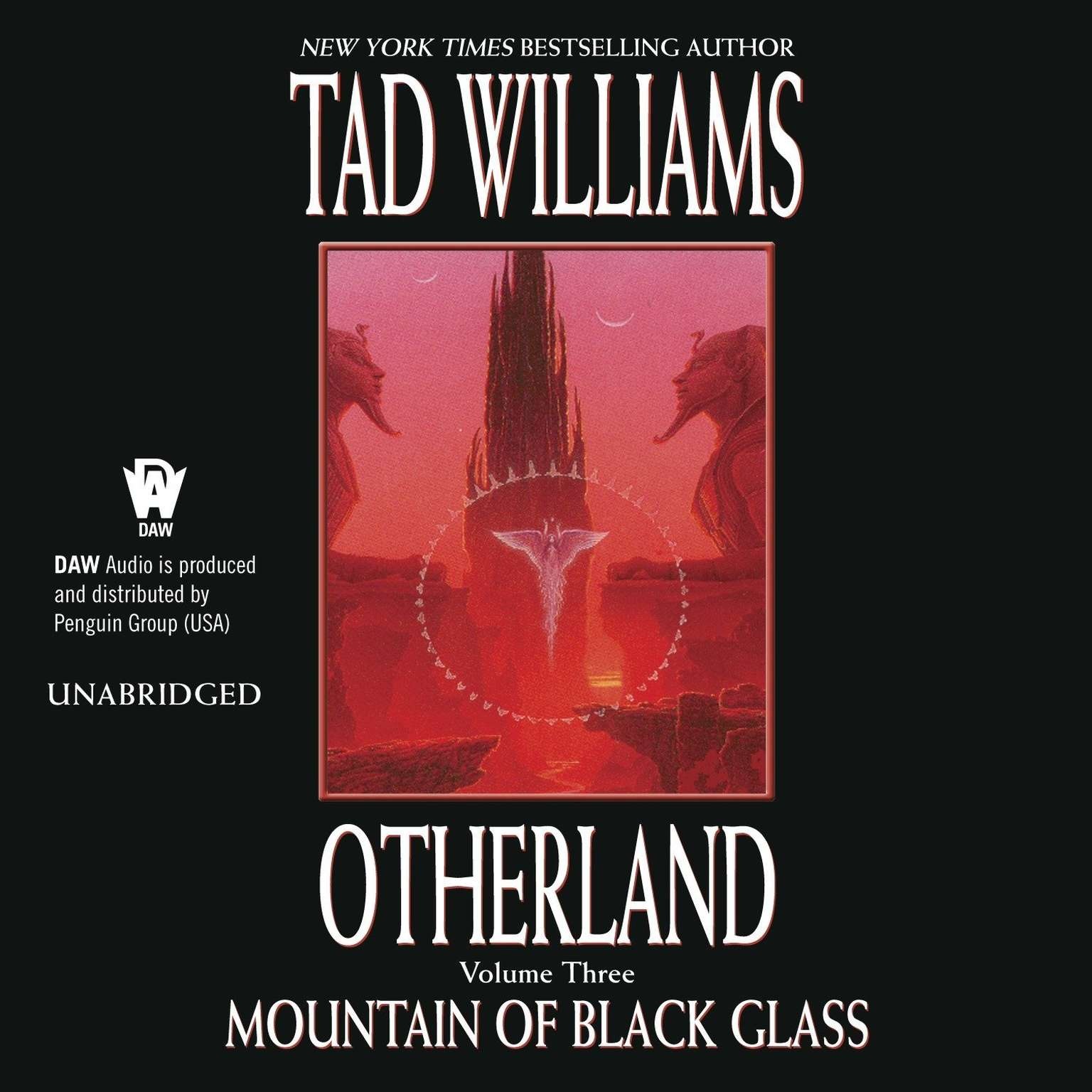 Printable Otherland 3: Mountain of Black Glass: Otherland, Book 3 Audiobook Cover Art