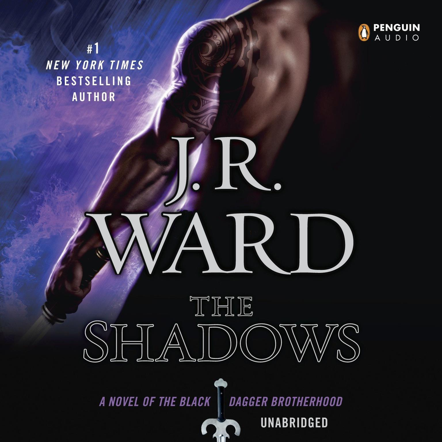 Printable The Shadows: A Novel of the Black Dagger Brotherhood Audiobook Cover Art