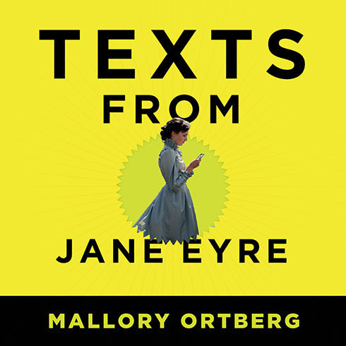 Printable Texts from Jane Eyre: And Other Conversations with Your Favorite Literary Characters Audiobook Cover Art
