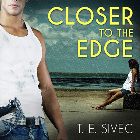 Printable Closer to the Edge Audiobook Cover Art