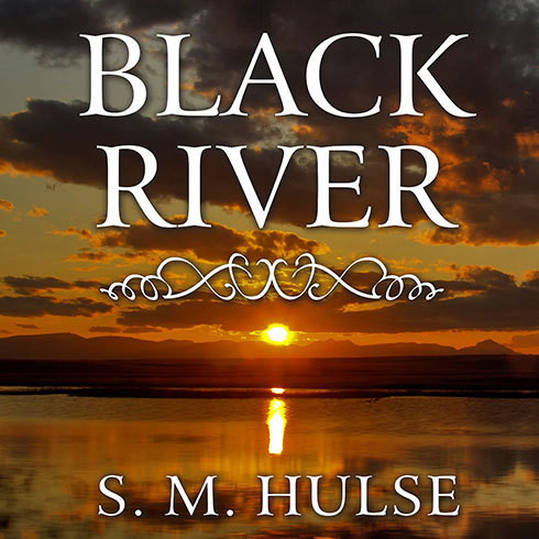 Printable Black River Audiobook Cover Art
