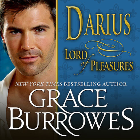 Printable Darius: Lord of Pleasure Audiobook Cover Art