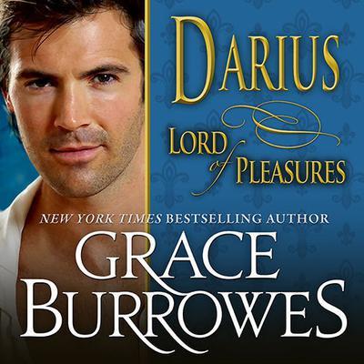 Darius: Lord of Pleasure Audiobook, by
