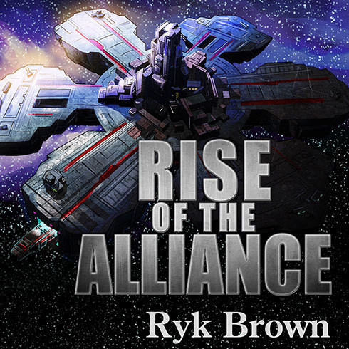 Printable Rise of the Alliance Audiobook Cover Art