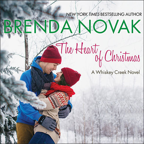 Printable The Heart of Christmas Audiobook Cover Art