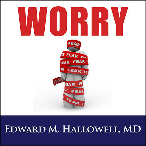 Printable Worry Audiobook Cover Art