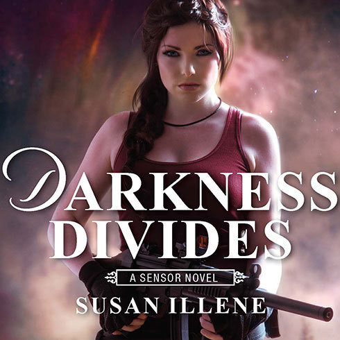 Printable Darkness Divides: with the short story 'Playing With Darkness' Audiobook Cover Art