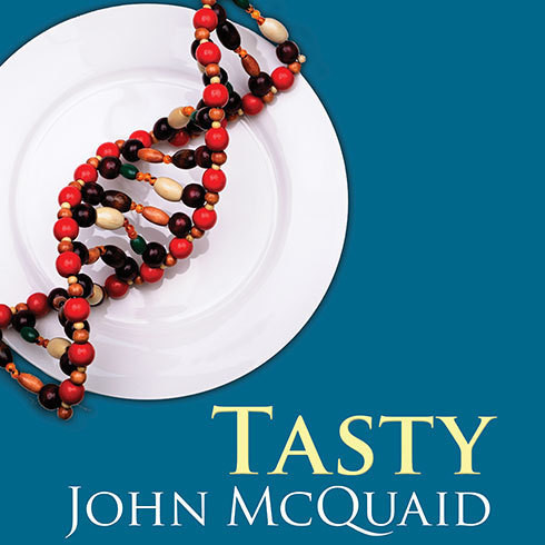 Printable Tasty: The Art and Science of What We Eat Audiobook Cover Art