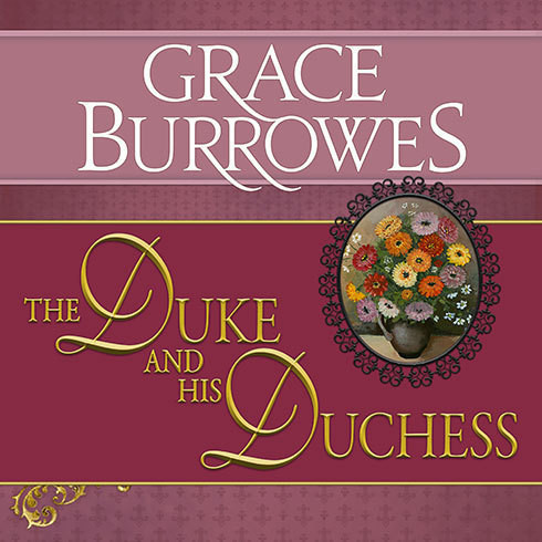 Printable The Duke and His Duchess Audiobook Cover Art