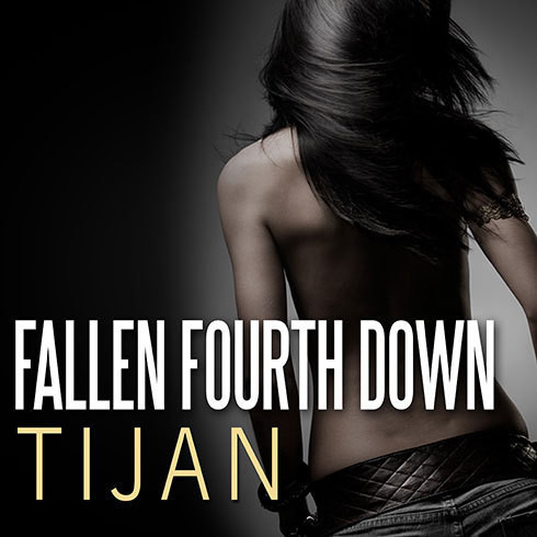 Printable Fallen Fourth Down Audiobook Cover Art