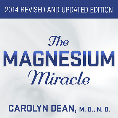 Printable The Magnesium Miracle Audiobook Cover Art