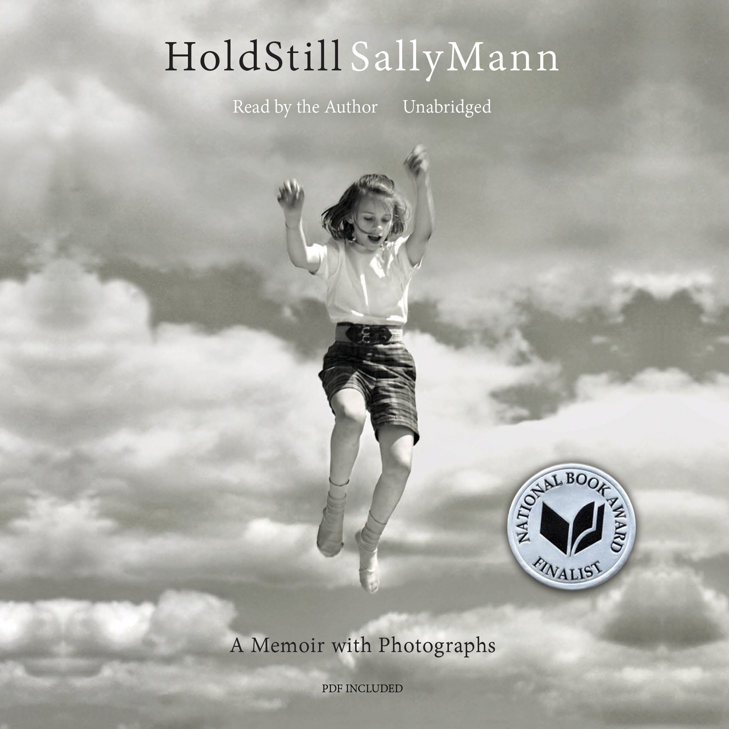 Printable Hold Still: A Memoir with Photographs Audiobook Cover Art