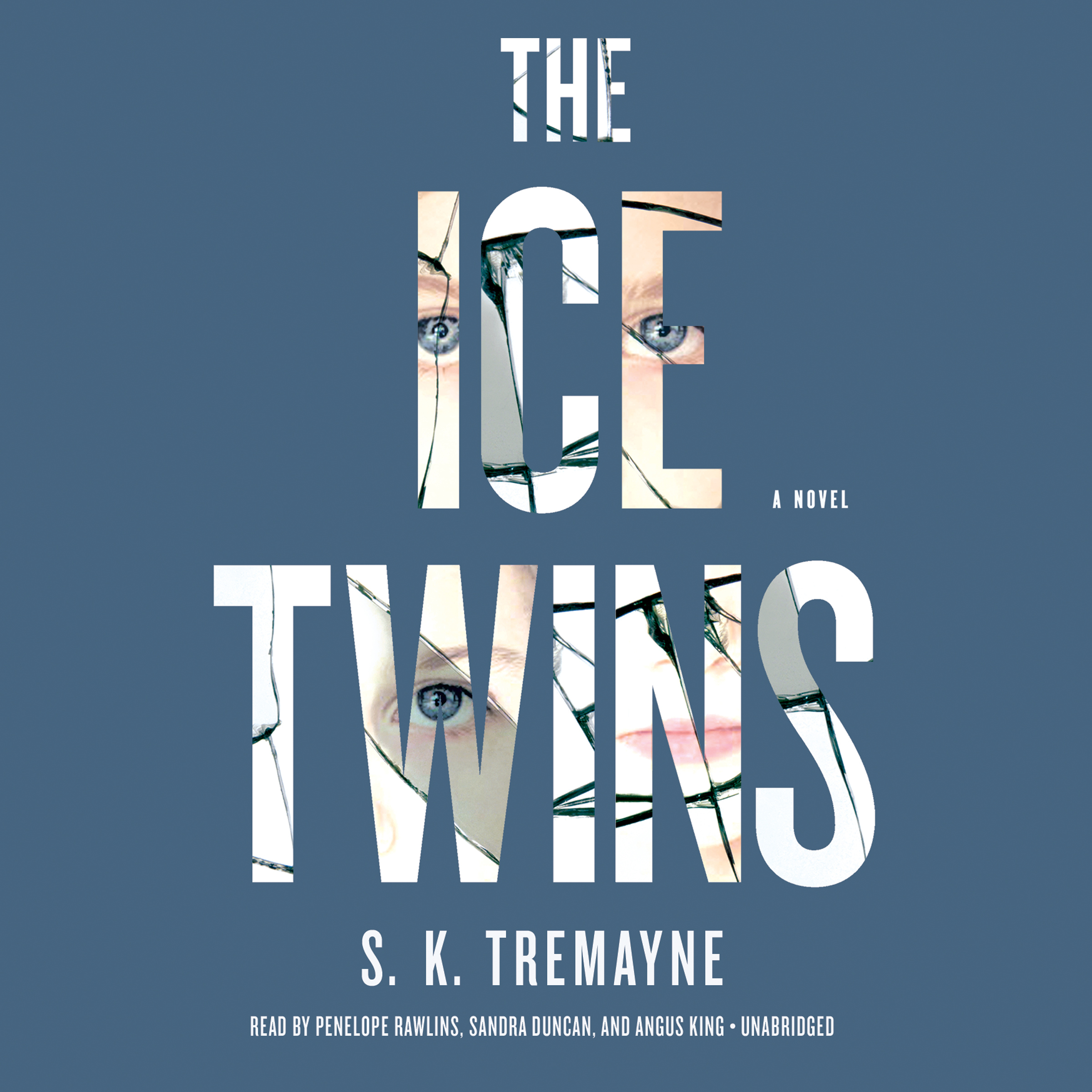 Printable The Ice Twins: A Novel Audiobook Cover Art
