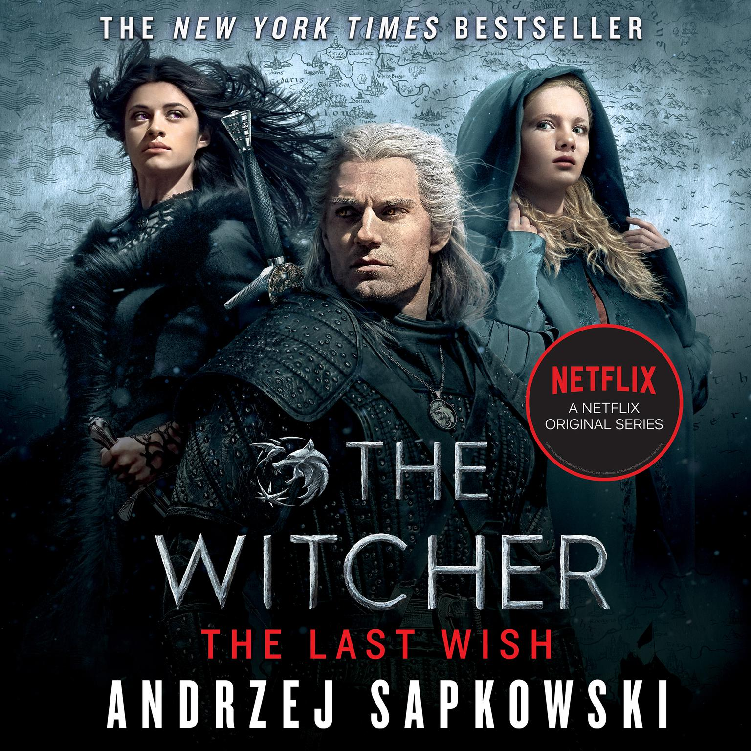 Printable The Last Wish: Introducing the Witcher Audiobook Cover Art