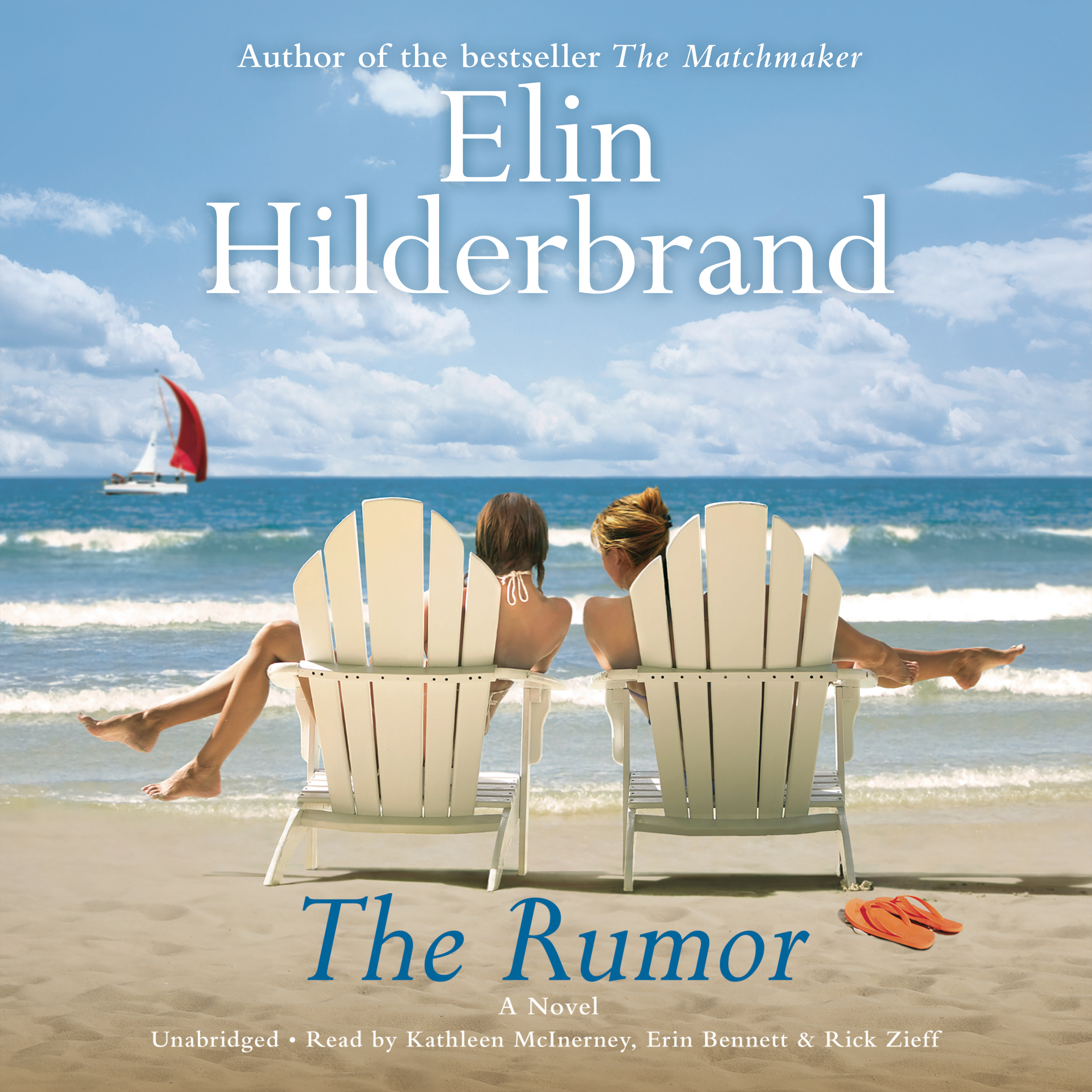 Printable The Rumor: A Novel Audiobook Cover Art
