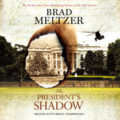 The Presidents Shadow Audiobook, by Brad Meltzer