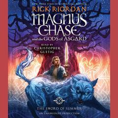 The Sword of Summer Audiobook, by Rick Riordan