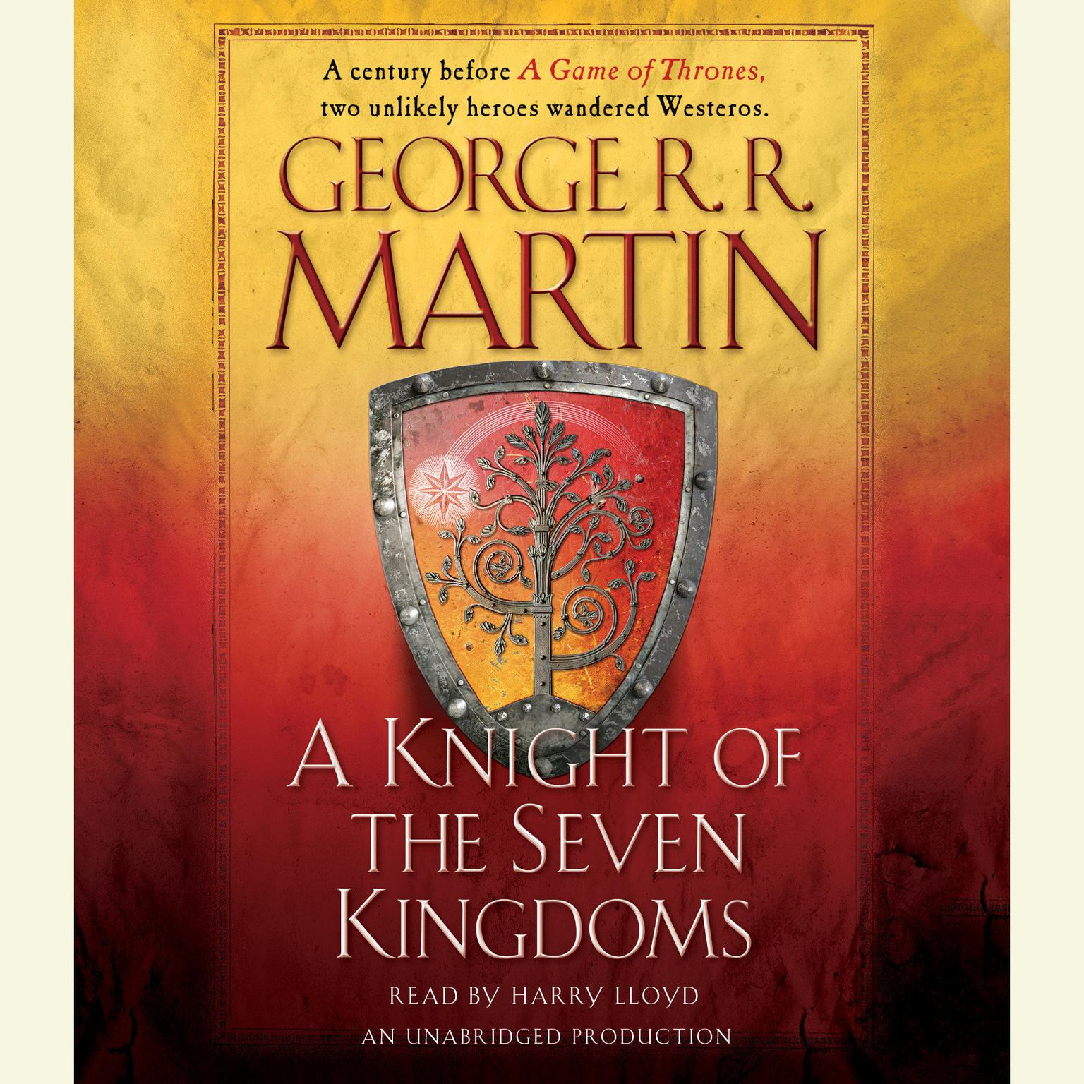 Printable A Knight of the Seven Kingdoms: Being the Adventures of Sir Duncan the Tall, and his Squire, Egg Audiobook Cover Art