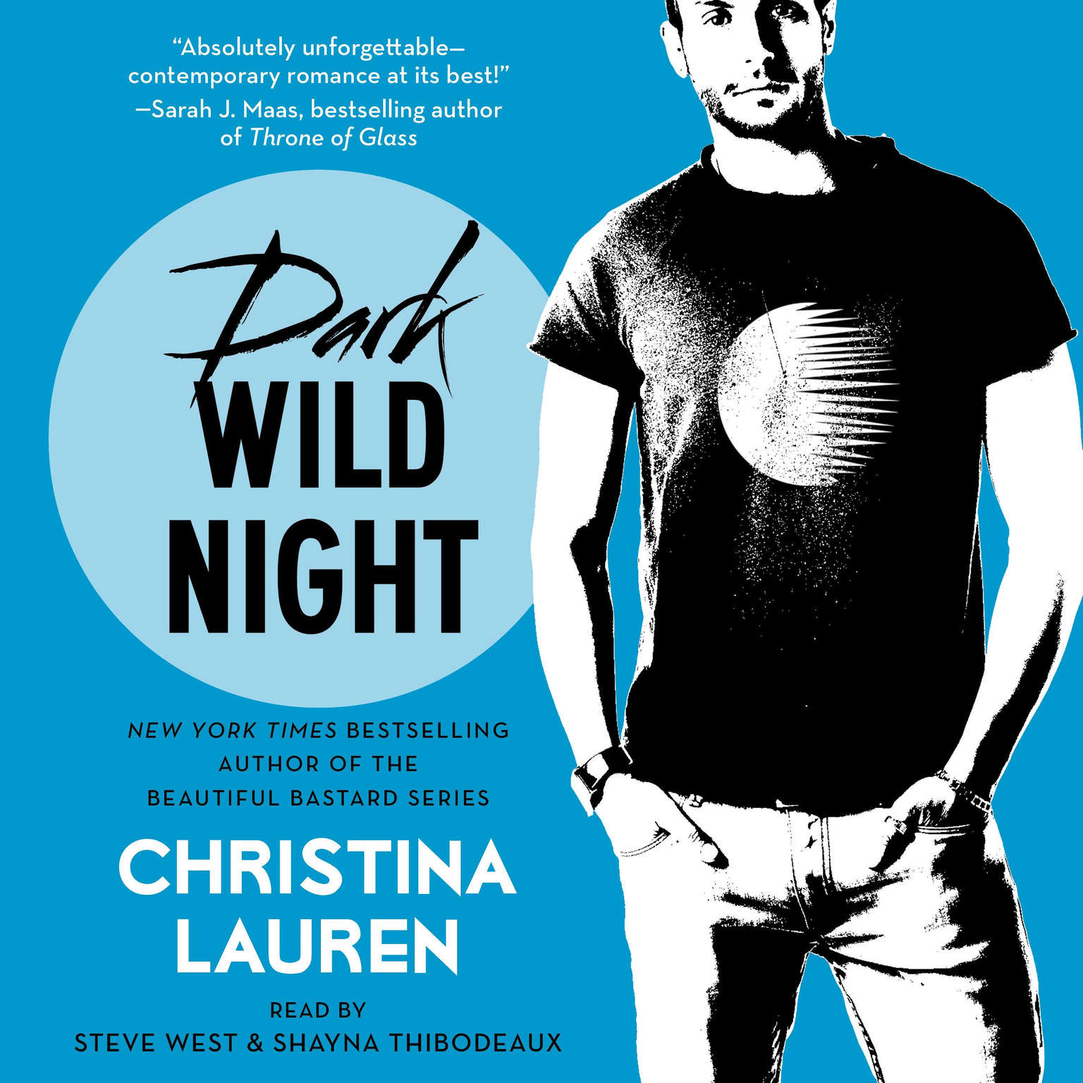 Dark Wild Night Audiobook, by Christina Lauren