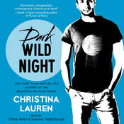 Dark Wild Night, by Christina Lauren