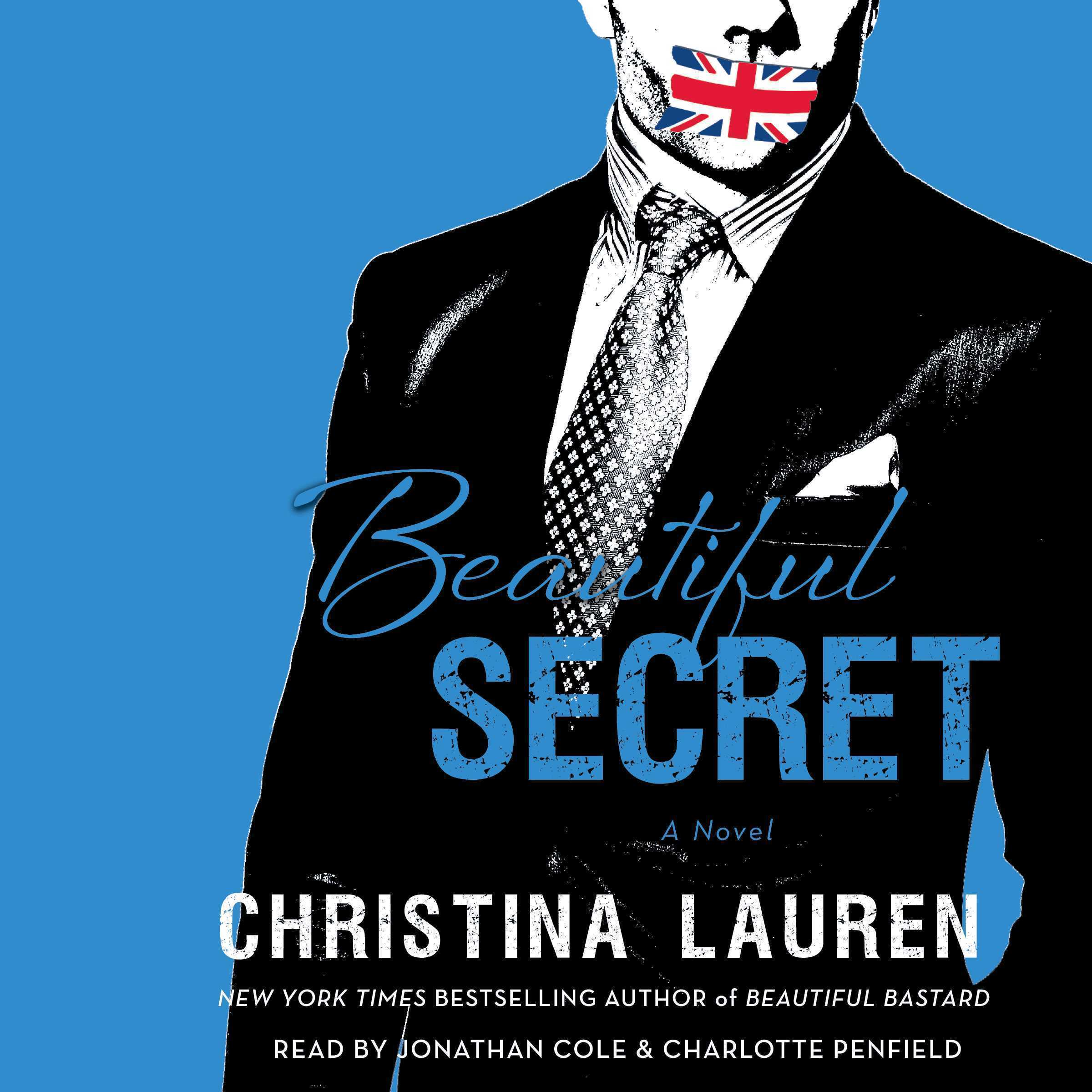 Printable Beautiful Secret Audiobook Cover Art