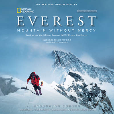 Everest, Revised & Updated Edition: Mountain without Mercy Audiobook, by