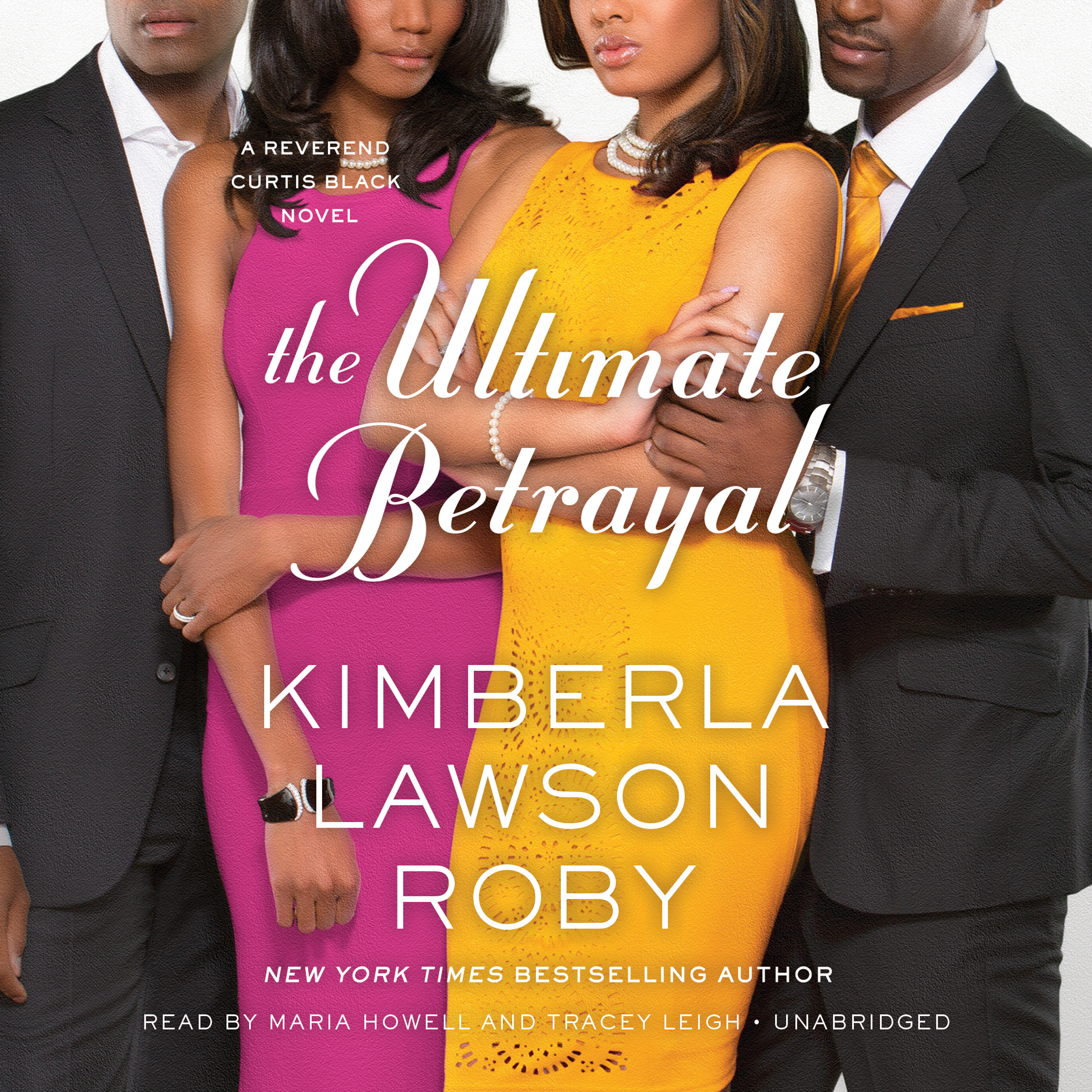 Printable The Ultimate Betrayal Audiobook Cover Art