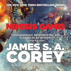 Nemesis Games Audiobook, by James S. A. Corey