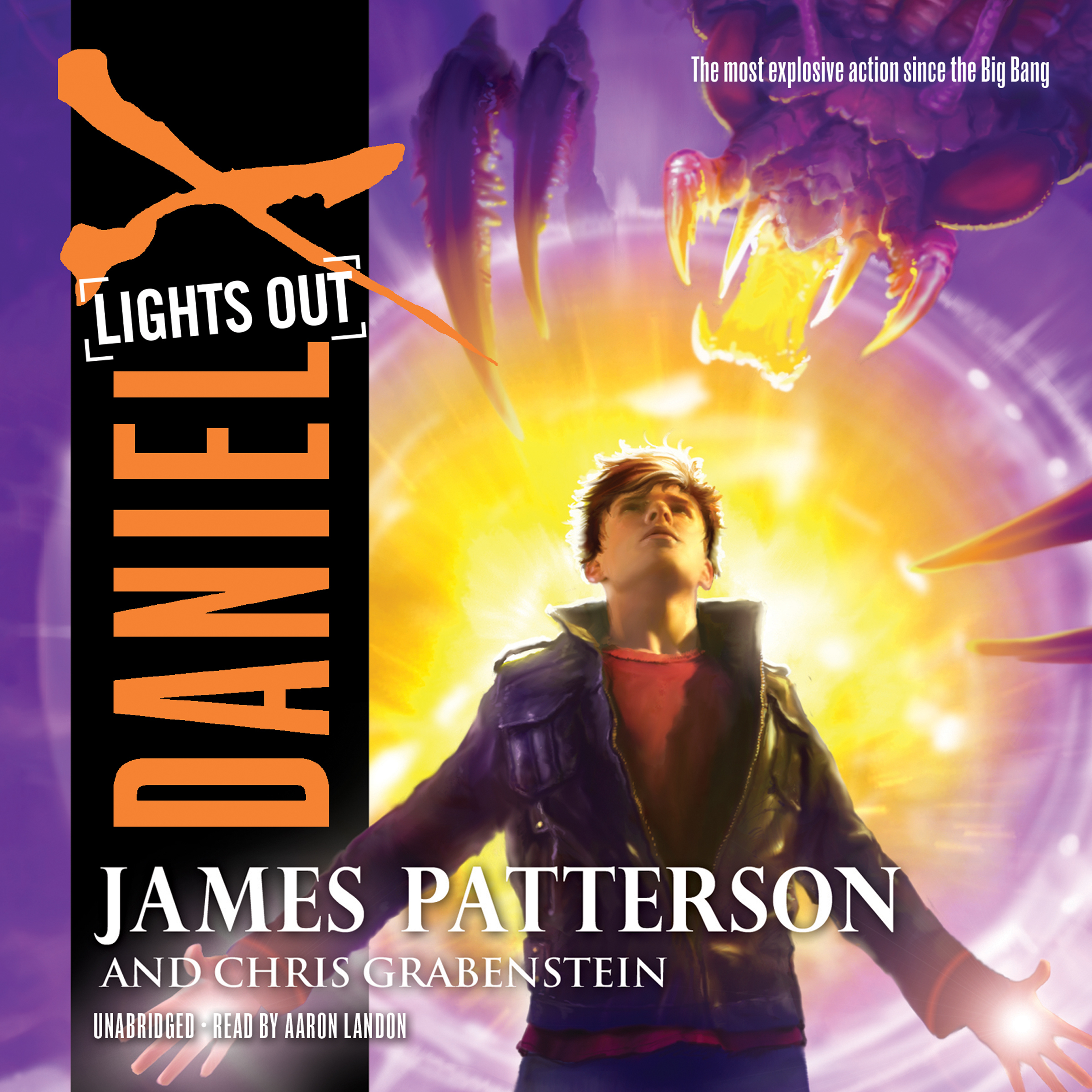 Printable Lights Out Audiobook Cover Art