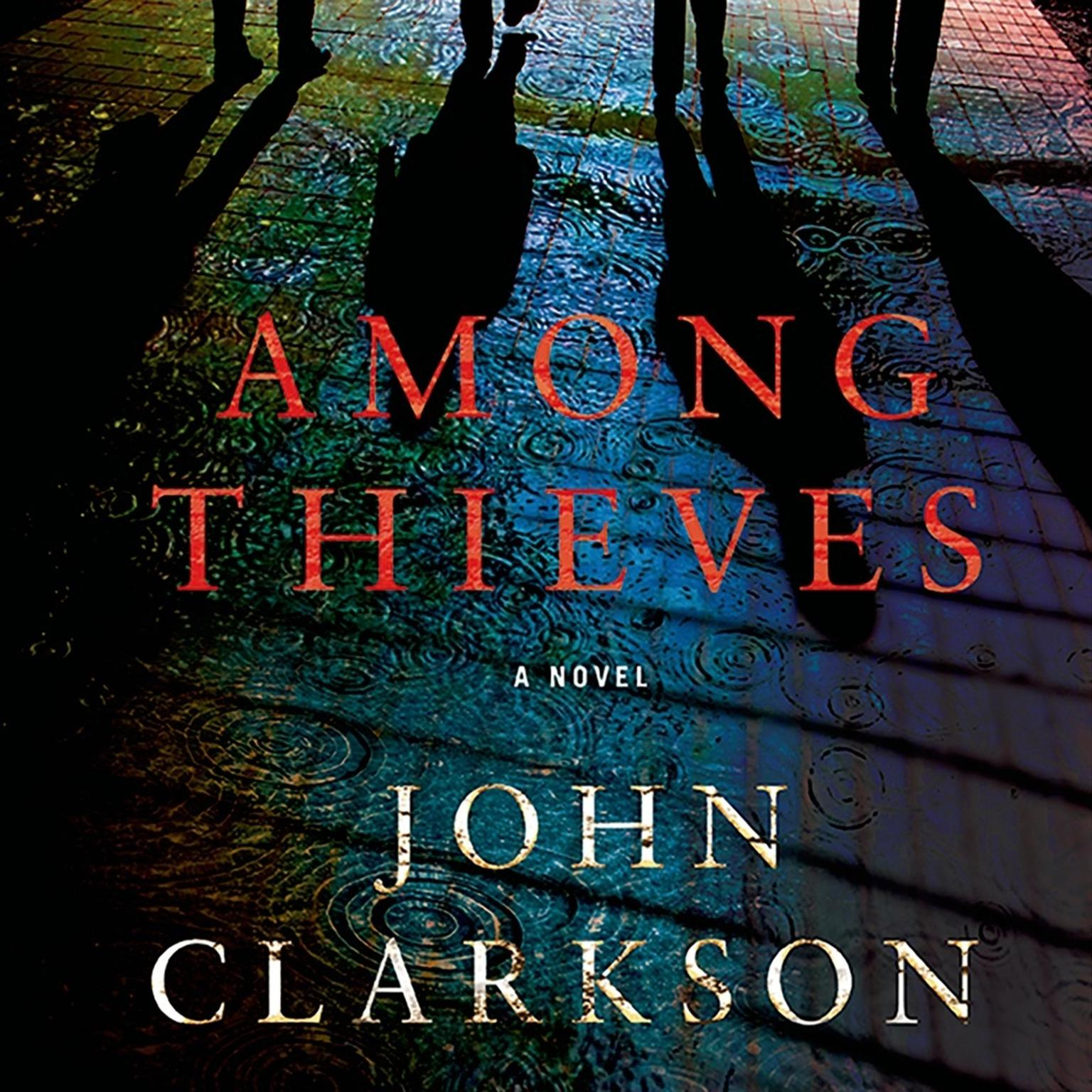 Printable Among Thieves: A Novel Audiobook Cover Art