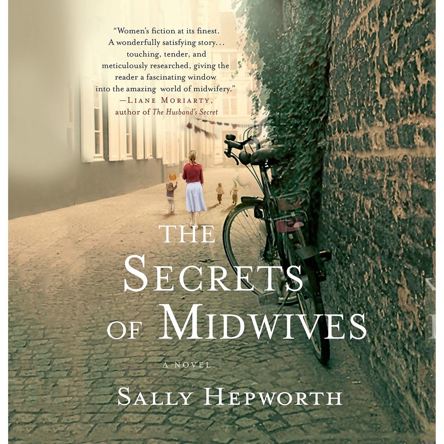Printable The Secrets of Midwives: A Novel Audiobook Cover Art