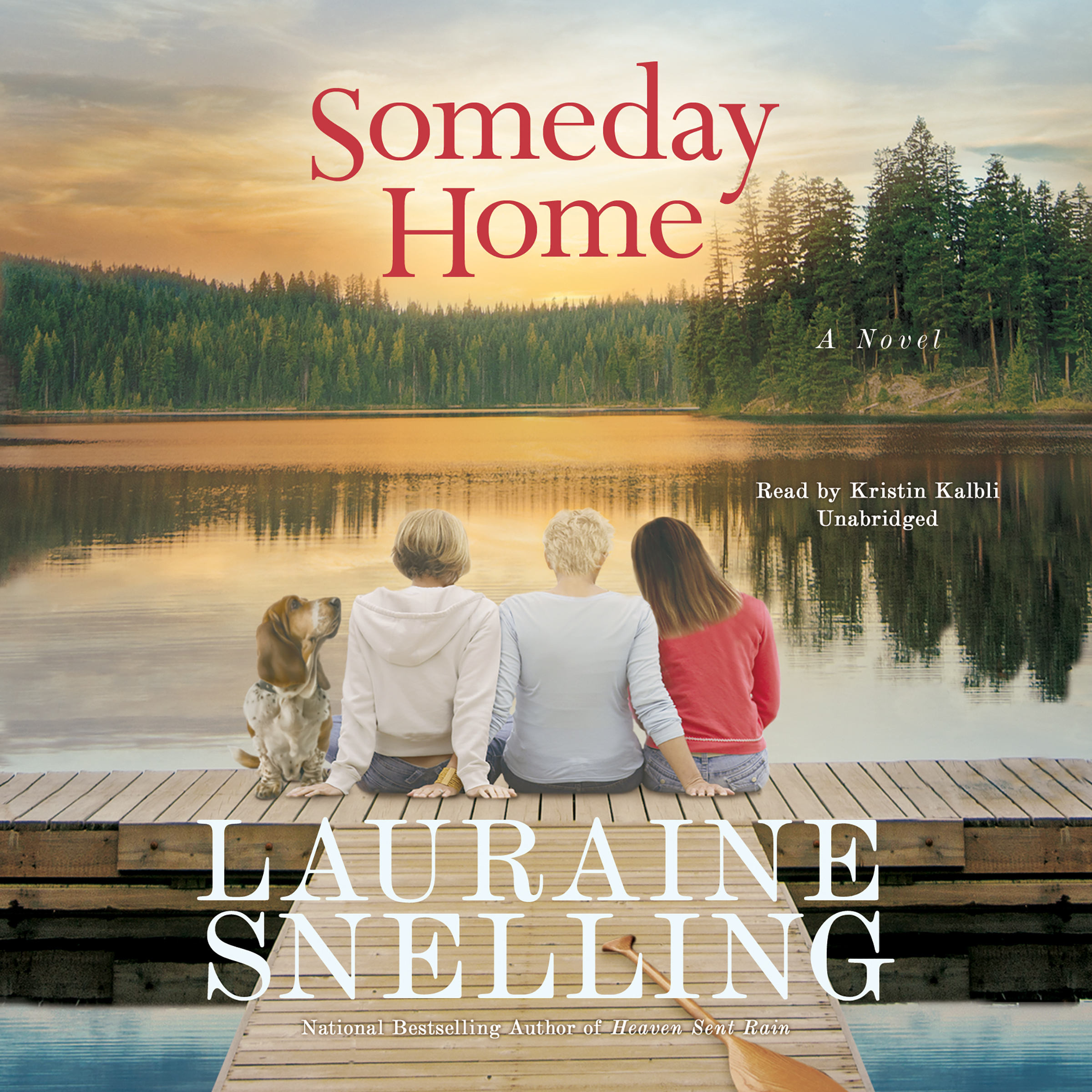 Printable Someday Home: A Novel Audiobook Cover Art