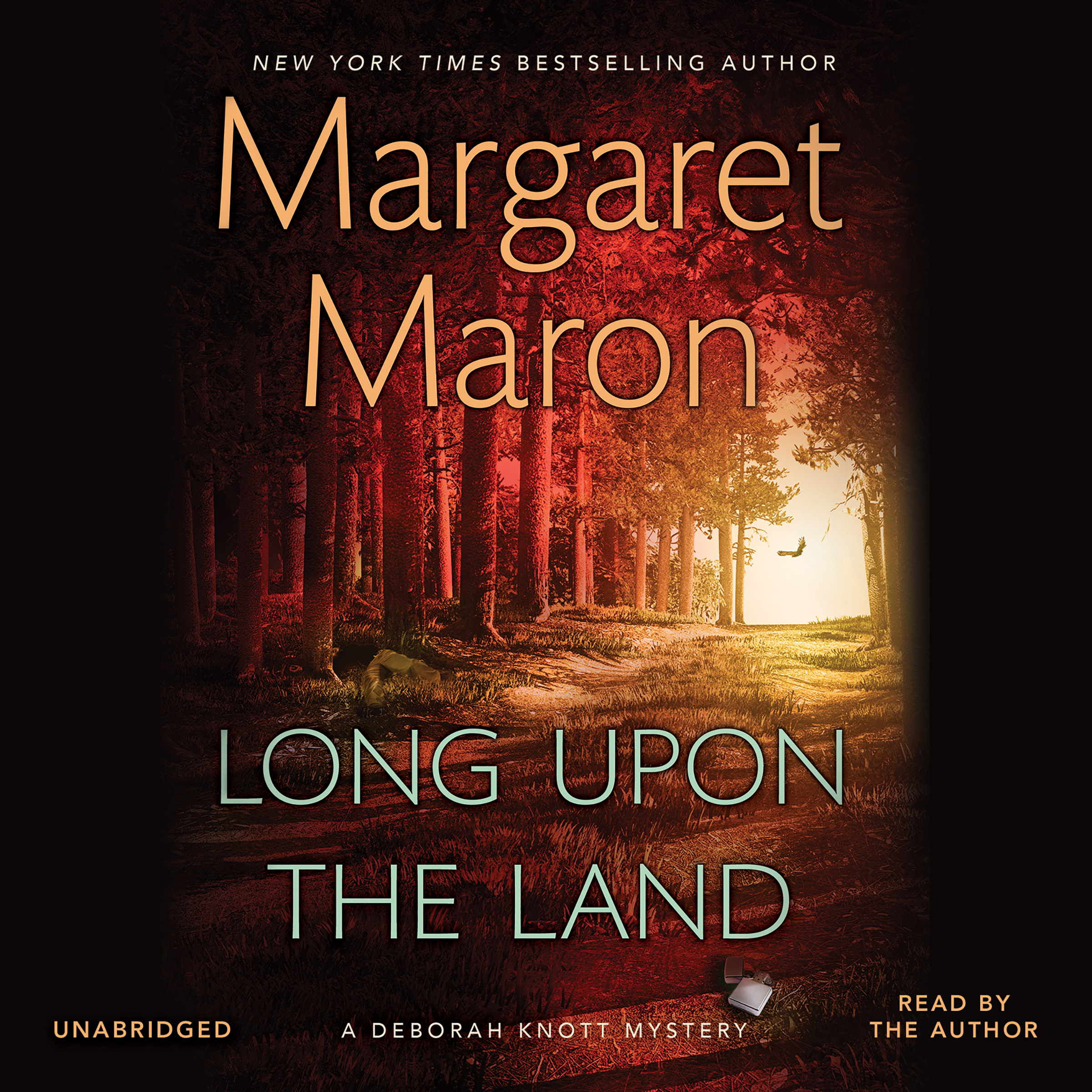 Printable Long upon the Land Audiobook Cover Art