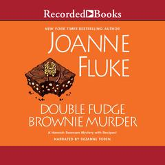 Double Fudge Brownie Murder Audiobook, by Joanne Fluke